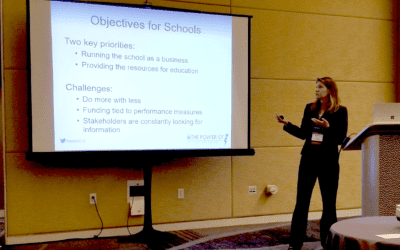 Illinois ASBO Conference – Leverage Data for Effective Business Decisions