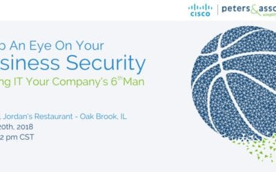Keep An Eye On Your Business Security: Making IT Your Company's 6th Man