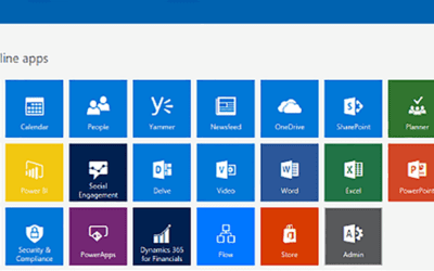 How should we use Office 365 applications?