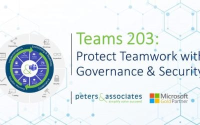 Teams 203: Protect Teamwork with Governance & Security
