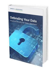 Peters & Associates eBook - Defend Your Data.