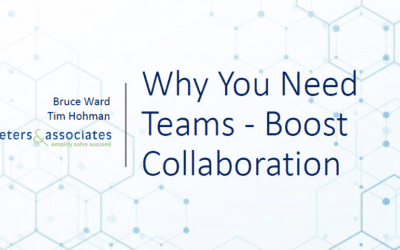 Microsoft Teams 101: Why You Need Teams, How to Secure Teams, and Getting Started