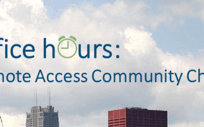Office Hours: Remote Access Community Challenges