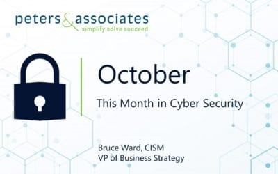 This Month in Cyber Security: October 2020 (1:55)