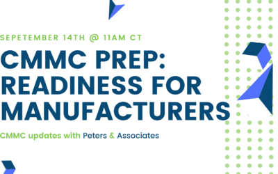 CMMC Prep: Readiness for Manufacturers