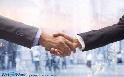Net at Work Announces New Partnership with Peters & Associates